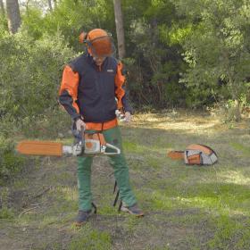 StivikPro - Como Ligar Uma Motosserra
