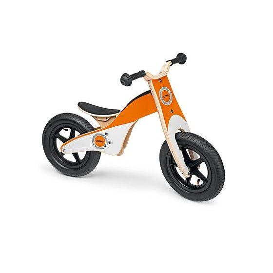 Bicicleta aprendizagem STIHL sem pedais 1