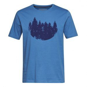 T-Shirt STIHL FIR FOREST AZUL