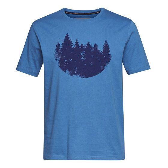 T-Shirt STIHL FIR FOREST AZUL